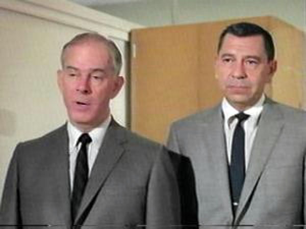 as-frank-gannon-with-jack-webb-dragnet-1968